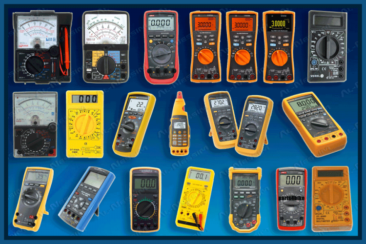 Analog-&-Digital-Multimeter